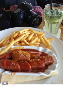 Restaurant Tipp: ALEX in Hamburg