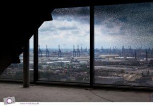 Penthouse Wohnung mit Ausblick - die Wohnung im Dachgeschoss der Elbphilharmonie