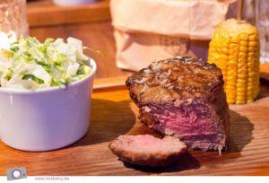 Bullerei: Filetsteak Spezial+ vom Allgäuer Braunvieh