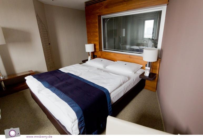 Mövenpick Hotel Hamburg - Standard Zimmer