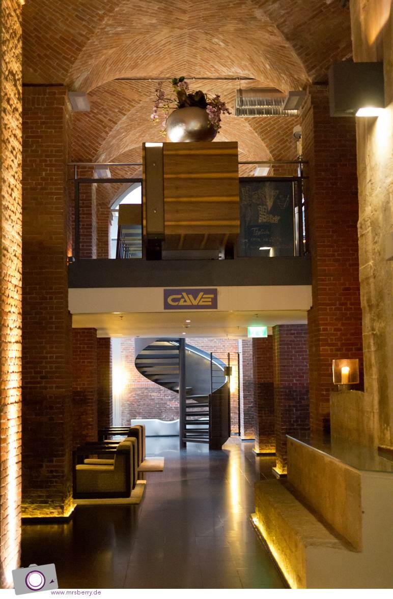 Mövenpick Hotel Hamburg - Lobby