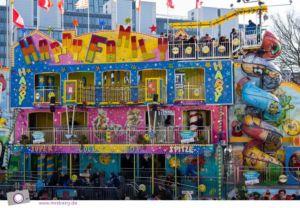Hamburger DOM: Attraktionen