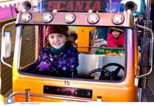 Hamburger DOM: Kinder-Karussel