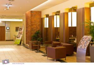 Lindner Hotel Hamburg: die Lobby