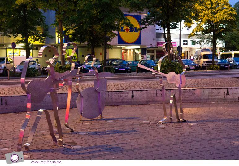 Beatles Tour in Hamburg mit Stefanie Hempel