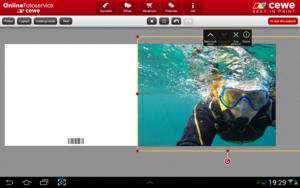 CEWE Fotowelt APP im Test - Titelbild