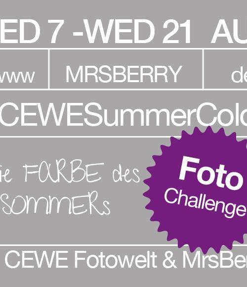 CEWE Sommer Fotowettbewerb – das sind die Gewinner