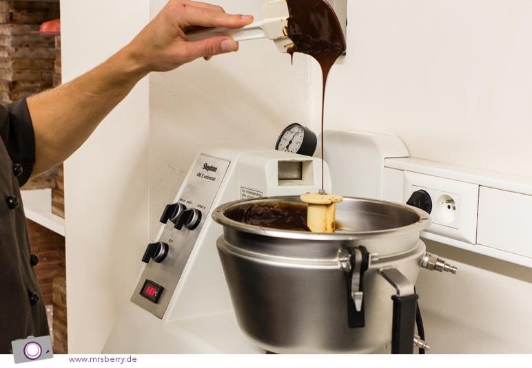 Chocolatier M: zu Gast bei Belgiens bestem Chocolatier