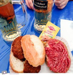 Das Kölner Oktoberfest - das leibliche Wohl