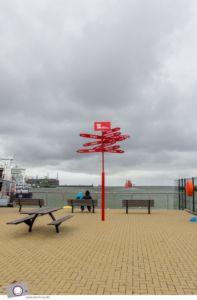 Hafen von Zeebrügge