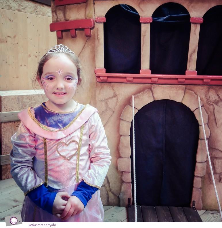 Center Parcs Bostalsee: Wannabe eine Prinzessin