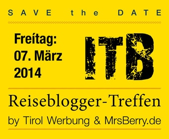 #RBITB – das zweite Reiseblogger Treffen auf der ITB