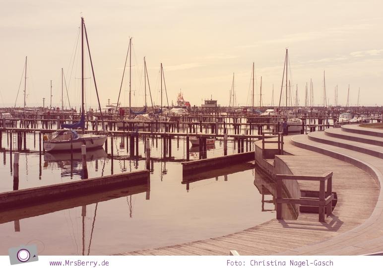 MrsBerry Jahresrückblick 2013: der Yachthafen in Grömitz