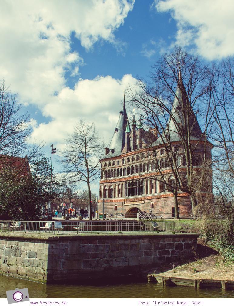 MrsBerry Jahresrückblick 2013: das Holstentor in Lübeck