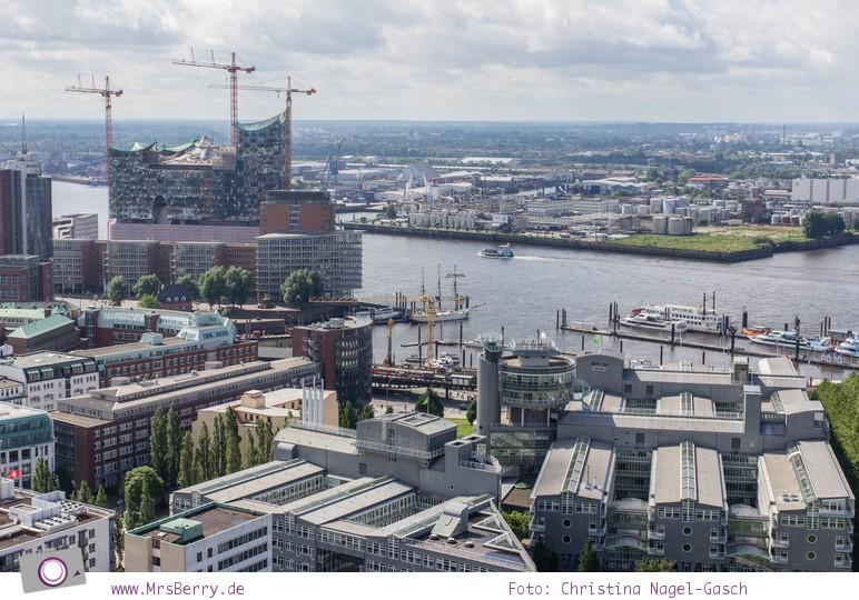 MrsBerry Jahresrückblick 2013: Ausblick auf Hamburg und die Elbphilharmonie