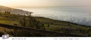 MrsBerry Jahresrückblick 2013: Über den Wolken - auf Teneriffa