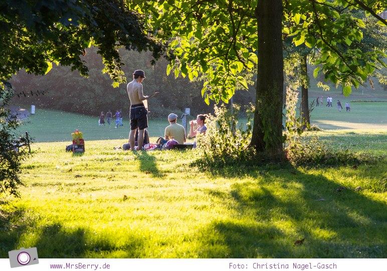 MrsBerry Jahresrückblick 2013: Köln im Sommer - im Stadtwald
