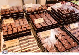 Urlaub in Belgien: Chocolatier M - ausgezeichnet von Gault-Millau