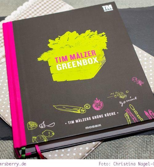 Buch Tipp: Greenbox von Tim Mälzer