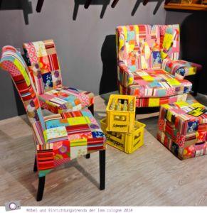 Möbel- und Einrichtungstrends von der imm cologne 2014: Individuell Einrichten.