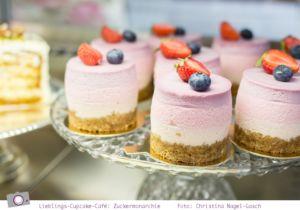 Cupcake Café in Hamburg: die Zuckermonarchie