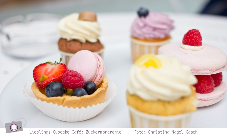 Cupcake Café in Hamburg: die Zuckermonarchie