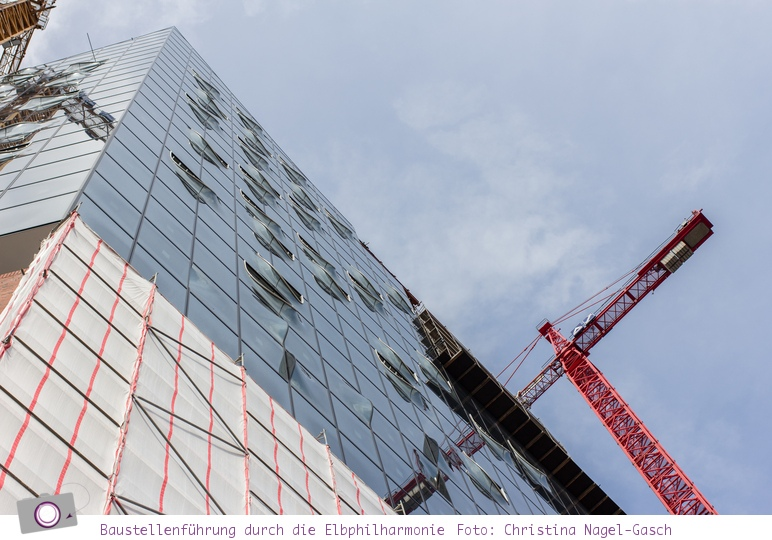 Elbphilharmonie Baustellenführung