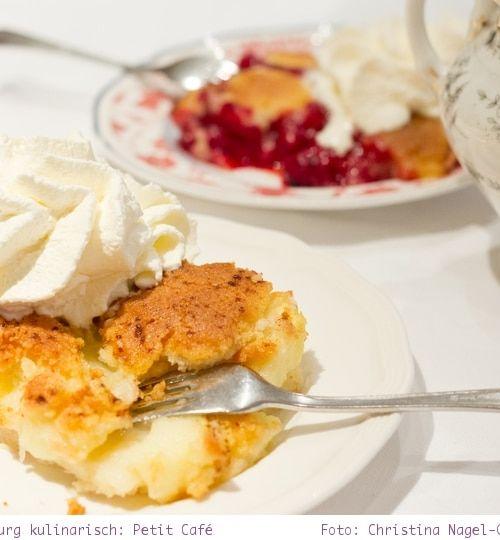 Das Petit Café und der beste Kuchen Hamburgs
