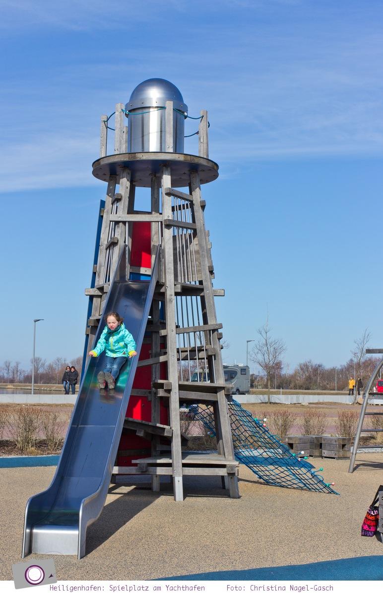 Heiligenhafen - Spielplatz am Yachthafen