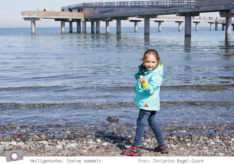 Die Erlebnis-Seebrücke in Heiligenhafen