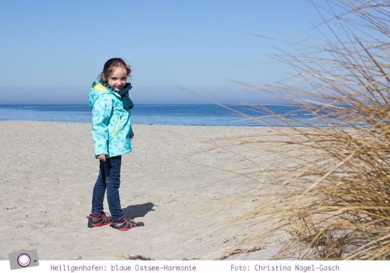 Heiligenhafen und die blaue Ostsee