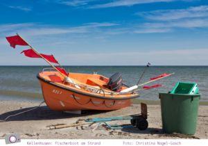 Das letzte Fischerboot von Kellenhusen