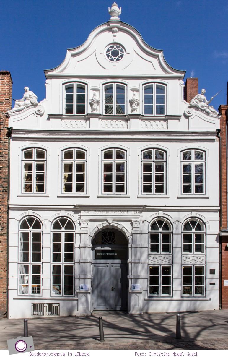 Lübeck: das Buddenbrookhaus
