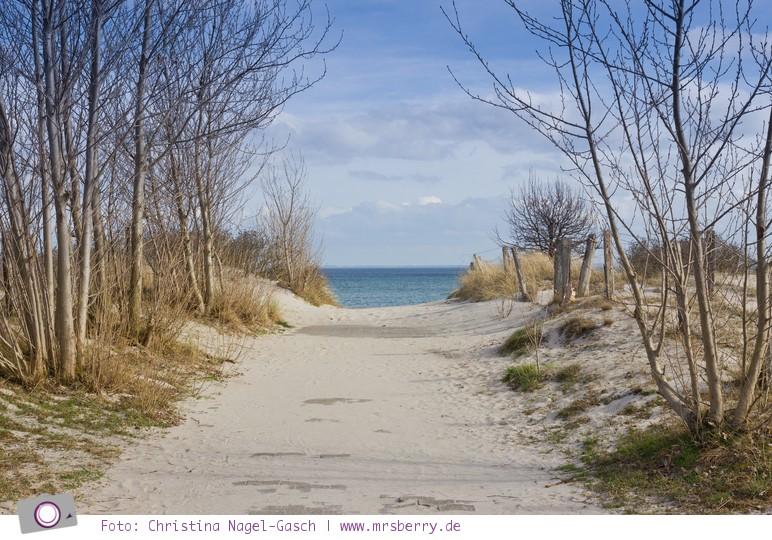 Ostsee im Frühling: 11 Tipps für deinen Urlaub in Grömitz - 11 Lensterstrand