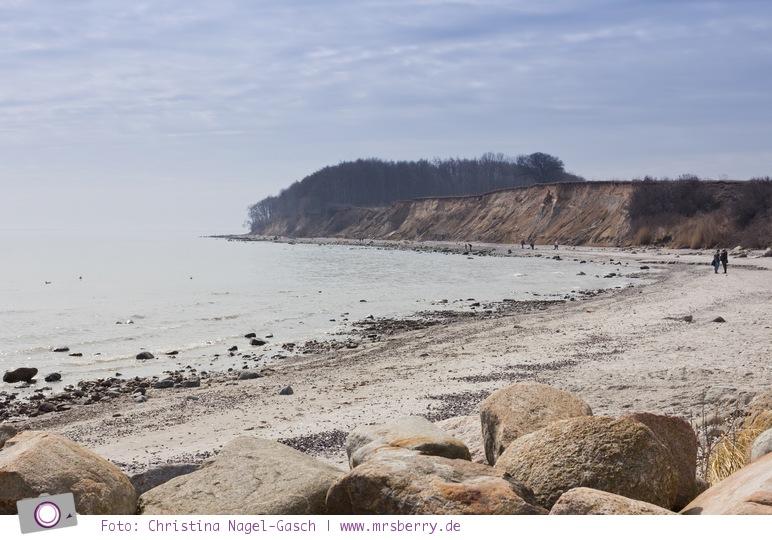 Ostsee im Frühling: 11 Tipps für deinen Urlaub in Grömitz - 11 Steilküste