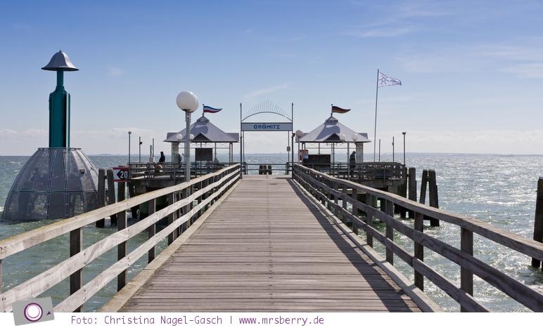 Ostsee im Frühling: 11 Tipps für deinen Urlaub in Grömitz - 1 Seebrücke