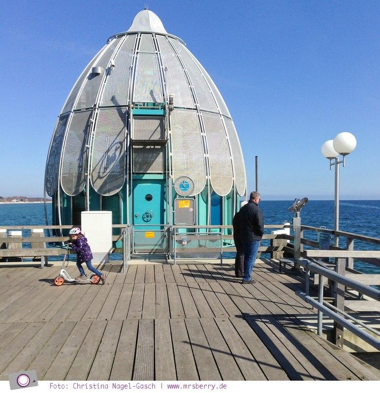 Ostsee im Frühling: 11 Tipps für deinen Urlaub in Grömitz - 2 Tauchgondel