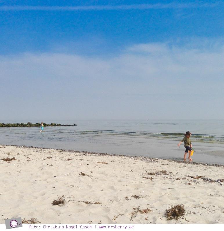 Ostsee im Frühling: 11 Tipps für deinen Urlaub in Grömitz - 3 feiner Sandstrand