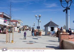 Ostsee im Frühling: 11 Tipps für deinen Urlaub in Grömitz - 4 Boutiquen-Shopping an der Promenade