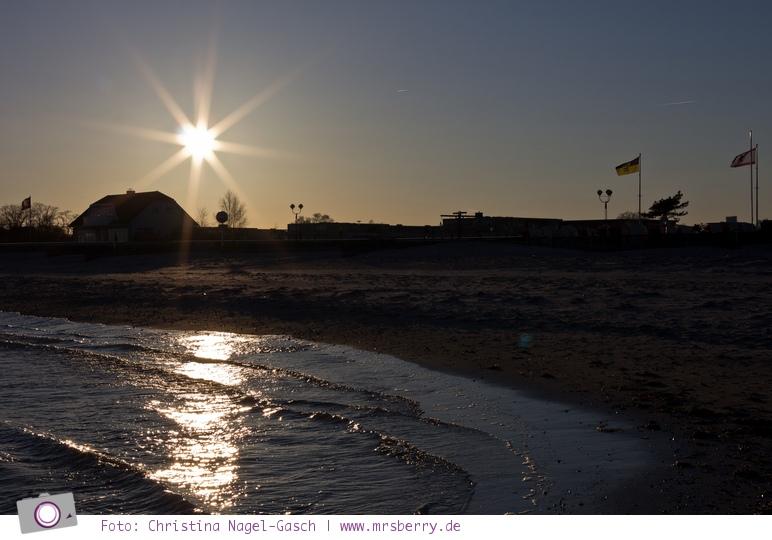 Ostsee im Frühling: 11 Tipps für deinen Urlaub in Grömitz - 7 Naturschauspiel Sonnenuntergang