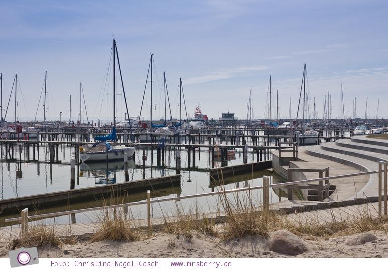 Ostsee im Frühling: 11 Tipps für deinen Urlaub in Grömitz - 8 Fernweh am Yachthafen