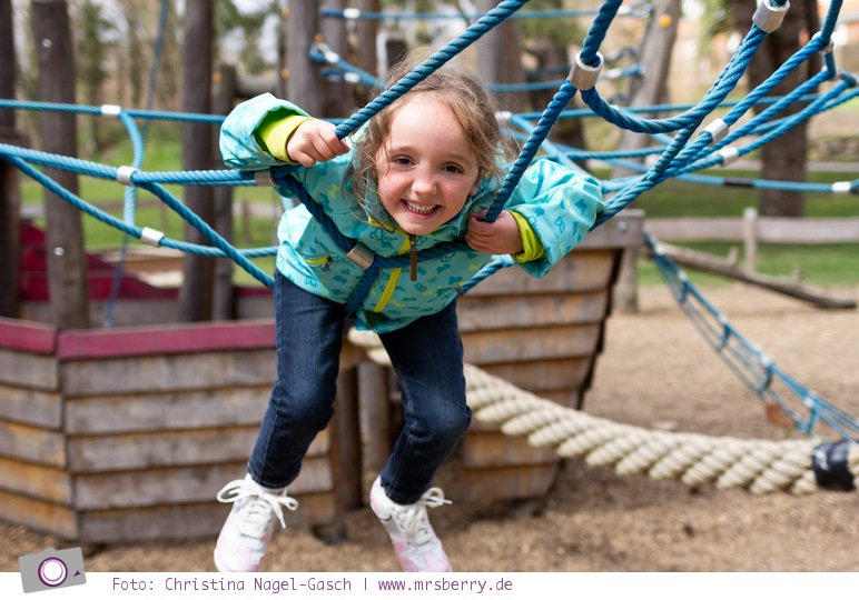 Ostsee im Frühling: 11 Tipps für deinen Urlaub in Grömitz - 9 Spielplatz im Kurpark