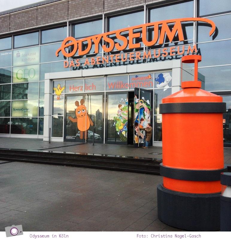 Köln: Familienausflug ins Odysseum