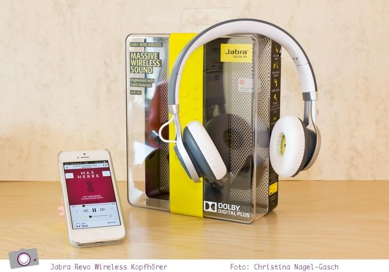 jabra revo wireless on ear musikgenuss f r die reise. Black Bedroom Furniture Sets. Home Design Ideas