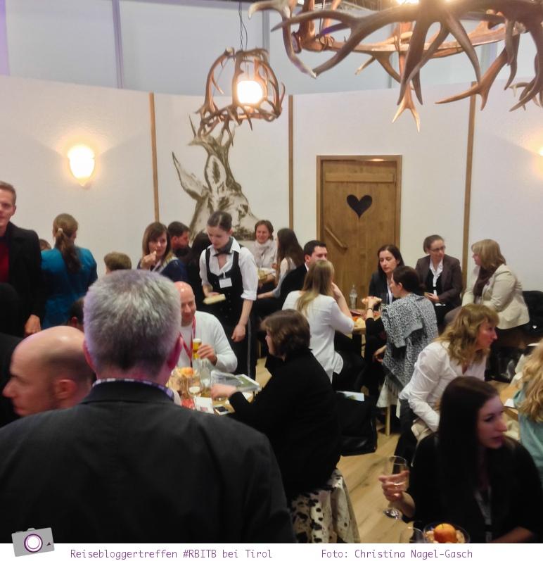 Reisemesse ITB - Das Reiseblogger Treffen RBITB auf der Internationalen Tourismusbörse Berlin