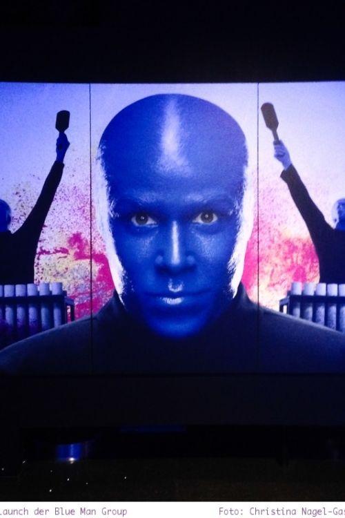 Comedy der anderen Art – die Blue Man Group bekommt eine Verjüngungskur