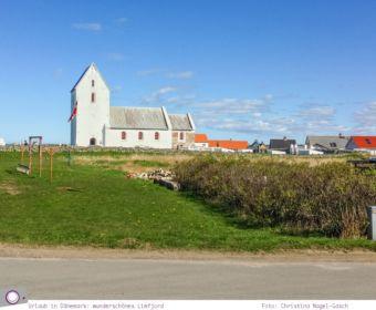 Familienurlaub in Dänemark - die wunderschöne Landschaft des Limfjord