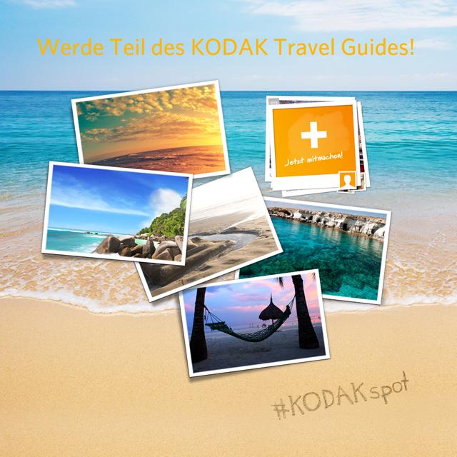 """Kodak Travel Guide 2014 - """"Sommer, Strand und Meer – die schönsten Strände der Welt"""""""