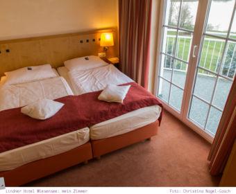 Lindner Hotel & Sporting Club am Wiesensee: mein Zimmer