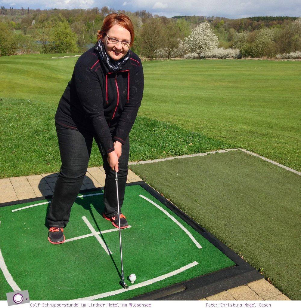 Lindner Hotel & Sporting Club am Wiesensee: Golf Schnupperstunde